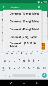 Drug Dictionary screenshot 6