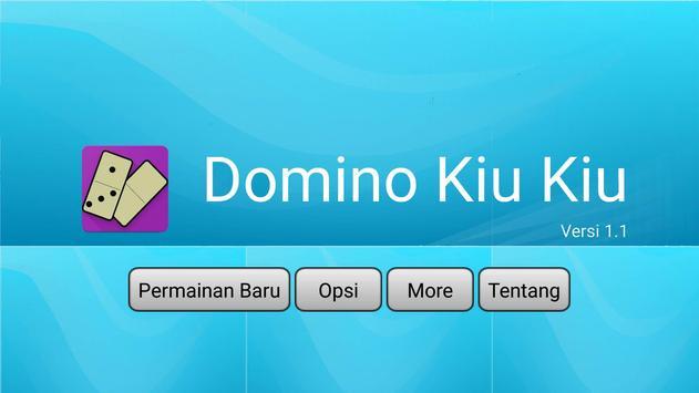 Domino Kiu Kiu poster