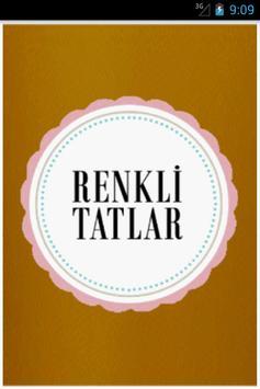 Renkli Tatlar poster