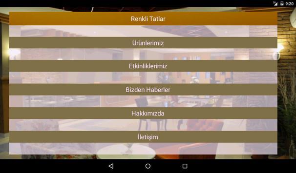 Renkli Tatlar screenshot 4