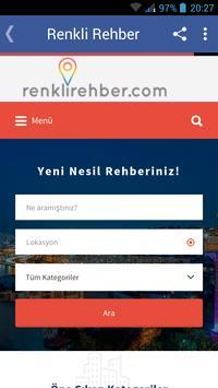 Renkli Rehber apk screenshot