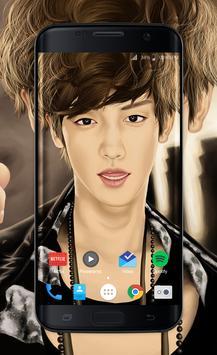Chanyeol Exo Wallpaper HD screenshot 1