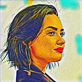 Demi Lovato Wallpaper HD icon