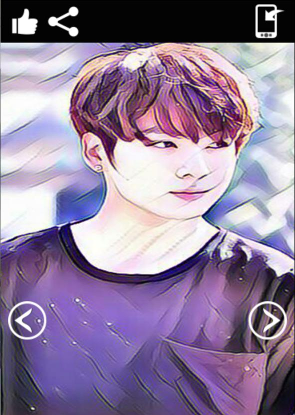 Jungkook BTS Wallpaper for Android - APK Download