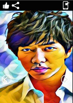 Lee Seung Gi Wallpaper HD screenshot 6