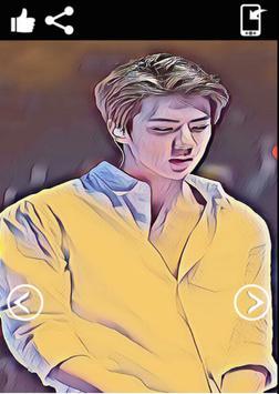 Sehun Exo Wallpaper HD screenshot 4