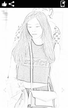 Taeyeon Wallpaper HD apk screenshot