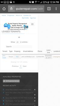 Rental Property Management APP screenshot 10
