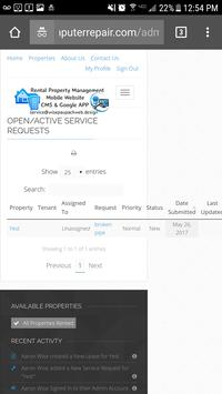 Rental Property Management APP screenshot 22