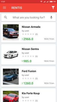 Rentis - Car Rental Software screenshot 2