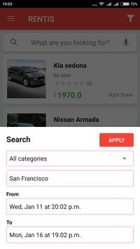 Rentis - Car Rental Software screenshot 4