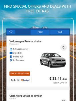 RENTAL24H.com - Car Rental Near Me APP स्क्रीनशॉट 12