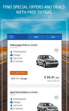 RENTAL24H.com - Car Rental Near Me APP स्क्रीनशॉट 20