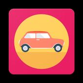 Rental Car Holidays icon