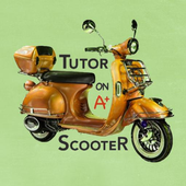 Tutor on A+ Scooter icon