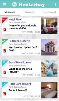 Renterbay - smart booking poster