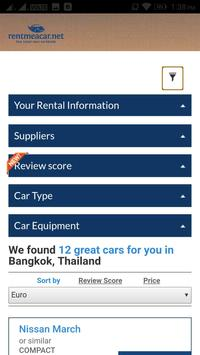 Rent me a Car (rentmeacar.net) screenshot 2