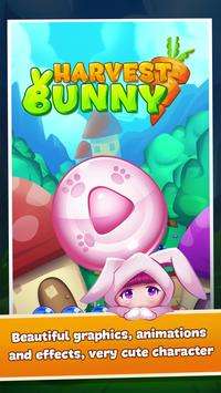 Harvest Bunny poster