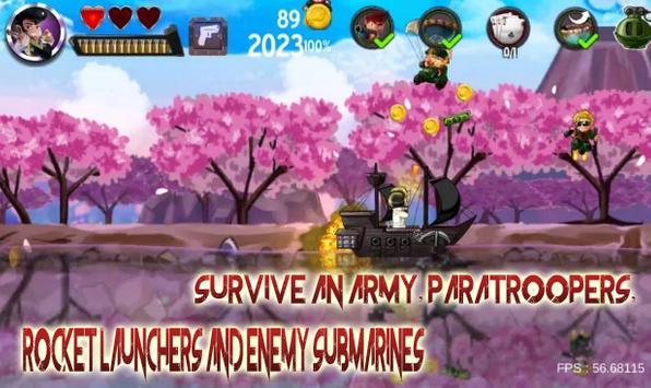 Soldier Revenge : Shoot & Run apk screenshot