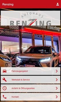 Renzing poster