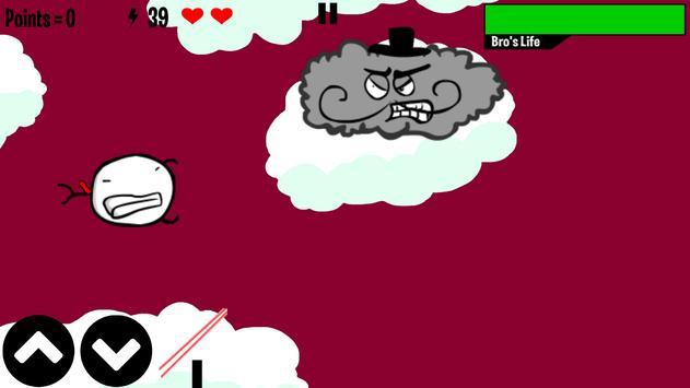 Flying Bro apk screenshot