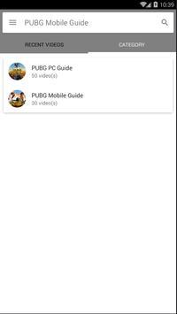 PUBG Mobile Guide screenshot 3