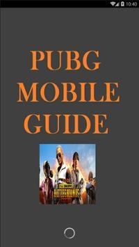 PUBG Mobile Guide poster