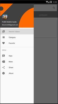 PUBG Mobile Guide screenshot 1