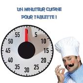 Minuteur Cuisine pour Tablette icon