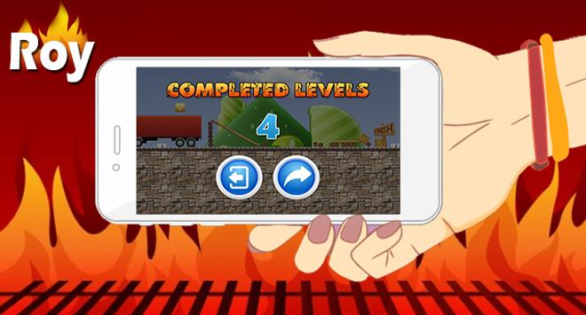 Rescue Robocar Roy Adventures apk screenshot