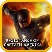 Resistance of Captain America icon