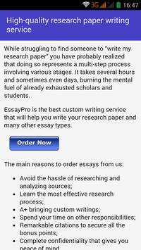 research paper writing help for android   apk download  research paper writing help