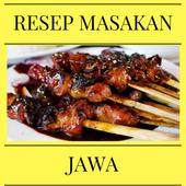 Resep Masakan Jawa icon