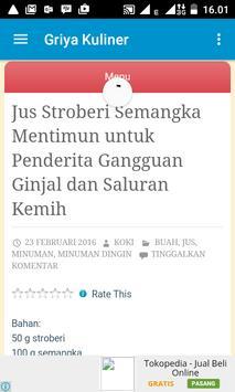 Resep Masakan Indonesia screenshot 3