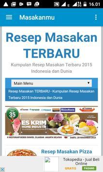 Resep Masakan Indonesia screenshot 2