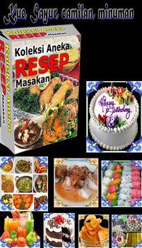 Resep Aneka Masakan screenshot 1