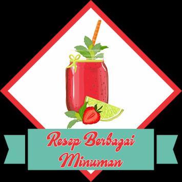 Resep Berbagai Minuman poster
