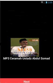 Ceramah Mp3 ustad abdul somad 3 poster