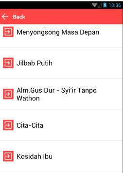 Mp3 Qosidah Terlawas screenshot 3