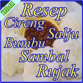 Resep Cireng Salju Bumbu Rujak Renyah Terlengkap icon
