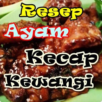 Resep Ayam Kecap Kemangi Terlengkap poster
