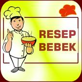 Resep Masakan Bebek Enak icon