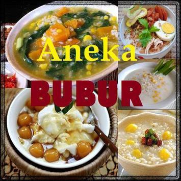 Resep Bubur Special poster