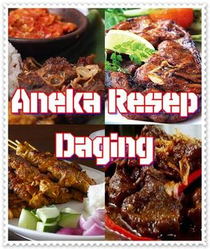 Aneka Resep Masakan Daging apk screenshot