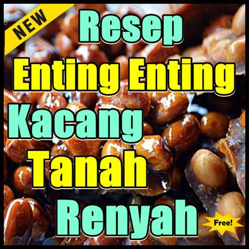 Resep Enting Enting Kacang Tanah Renyah Manis For Android