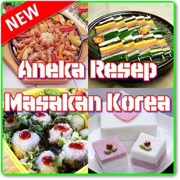Aneka Resep Masakan Korea poster