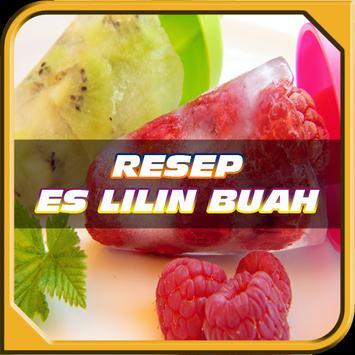 Resep Es Lilin Buah poster