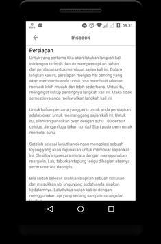 Inscook: Resep Kue Basah Komplit screenshot 3