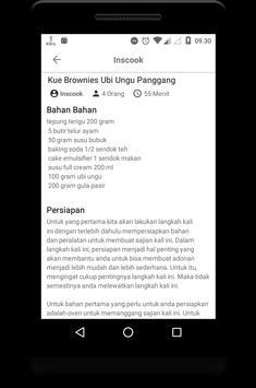 Inscook: Resep Kue Basah Komplit screenshot 8