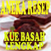 Resep Kue Basah Terlengkap icon